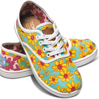 Yellow Daisy Youth Cordones