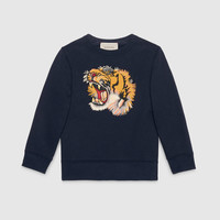 Gucci Children's sweatshirt with tiger