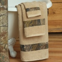 Realtree All Purpose Bath Towel