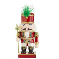 Soldier Nutcracker - Red