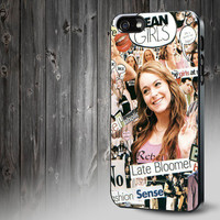 Mean Girls Collage Handmade Design Custom For Samsung Galaxy, iPod/ iPhone Case