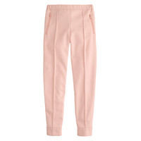 J.Crew Womens Ankle-Zip Pant In Pink