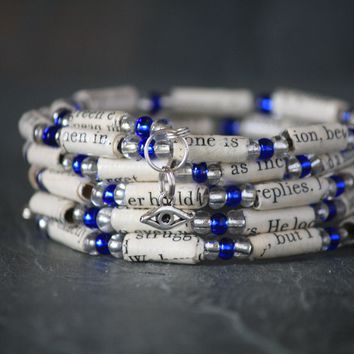 Divergent Erudite Faction Charm Bracelet