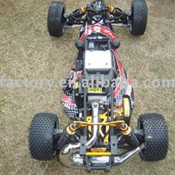 gas powered rc car / 1:5 gas powered rc car