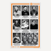 "Funhaus Yearbook Poster (24""x36"")"