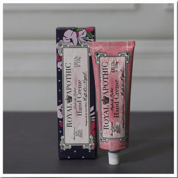 Hand Creme 4oz - City of Angels, Cutting Garden, Holland Park, Imperial Vanilla or Terra Firma