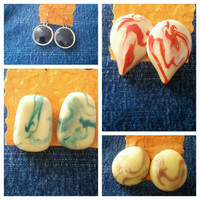 Handmade Earrings Set - 4 Different Earrings for Different Occasions.
