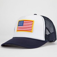 TODDLAND 'Merica Mens Trucker Hat