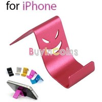 Universal Desktop Stand Holder Mount for Apple iPhone 3 3GS 3G 4 4S 5 5th Gen