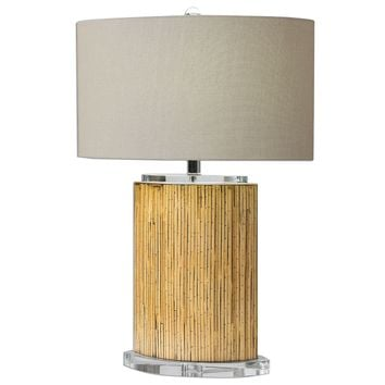 Lurago Bamboo Table Lamp by Uttermost