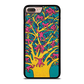 KEITH HARING iPhone 8 Plus Case Cover