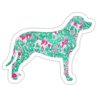 Lilly Pulitzer Inspired Dog - #1 by charmingsouth