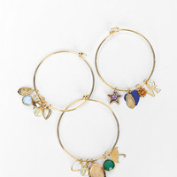 Diament Jewelry X Urban Renewal Circle Charm Bracelet - Urban Outfitters