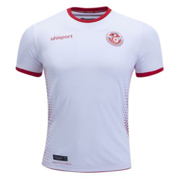 Tunisia Authentic Home Jersey 2018 | SOCCER.COM