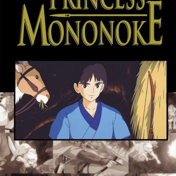 Princess Mononoke Film Comic 1 Princess Mononoke Film Comics 1