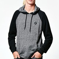 RVCA McCoy Hooded Long Sleeve Shirt - Mens Shirt