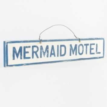 Brandy & Melville Deutschland - Mermaid Motel Signboard
