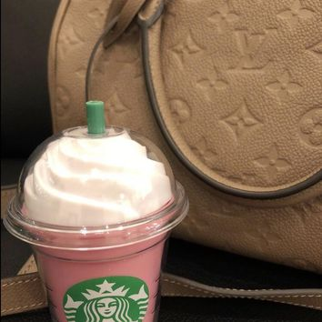 Starbucks Frapp Portable Powerbank Phone Charger (1 Pink left in stock!)