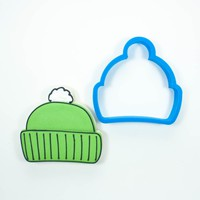 Knit Hat Cookie Cutter