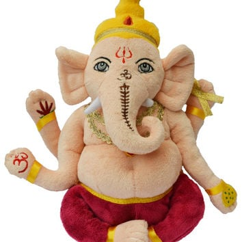 Plush Ganesh Soft Teddy of Hindu God Ganesh by by PlushIndia