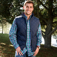 The Marshall Quilted Vest