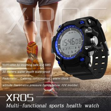 Professional Waterproof Bluetooth Smart Watch