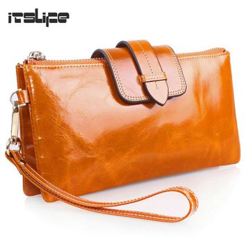 leather wallets for women clutch purse women chain messenger bag leather handbag  genuine leather bags designer branded cluth
