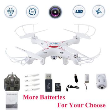 X5C -1 Dron Quadrocopter Drones With Camera HD X5SW -1 Profissional Quadcopter X5 RC Helicopter 2.4G 6 axis Helicoptero