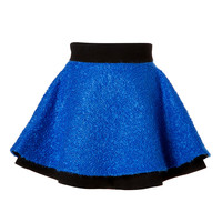 Fausto Puglisi - Mohair Blend Boucle Flared Skirt