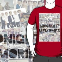 One Direction- Midnight Memories  by DeborahStark