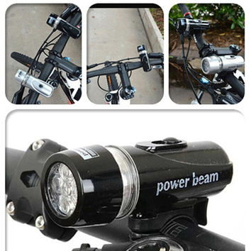New Cycling Light Lighting Headlight Mountain Bike LED Lamp Safety = 1706401988