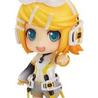 Good Smile Vocaloid: Kagamine Rin: Append Nendoroid Action Figure