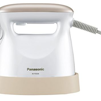Panasonic clothing steamer Press finishing pink gold tone NI-FS530-PN(Japan Import-No Warranty)