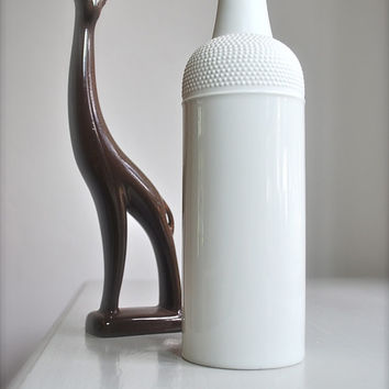 Scarce Modernist Tapio Wirkkala for Rosenthal White Matte Porcelain Vase