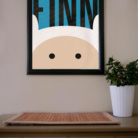 Adventure Time / Finn / Poster