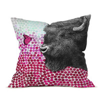 Garima Dhawan New Friends 4 Throw Pillow by DENY Designs at Gilt
