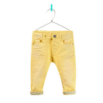 COLORED JEANS - View All - Baby boy - Kids - ZARA United States