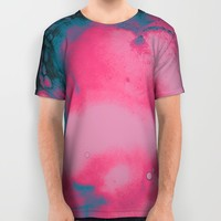 Disco Candy All Over Print Shirt by duckyb