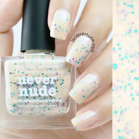 Picture Polish Never Nude Nail Polish