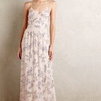 Serena Sequin Gown by Hoss Intropia Ivory