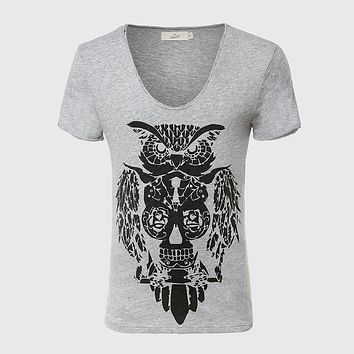 Men T Shirt Designer Deep V Neck T Shirts Boys Graphic Tee Tops Cotton Fabric Sexy Novelty Fashion