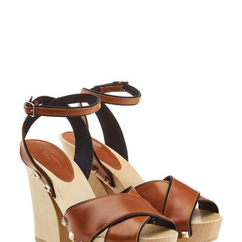 Leather Sandals - Sonia Rykiel | WOMEN | US STYLEBOP.COM