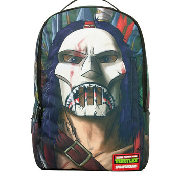 TMNT Casey Jones Backpack (SPRAYGROUND)