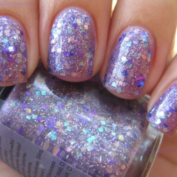 Love-In-Idleness (with hex) - Full Size Nail Lacquer