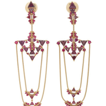 Fusion Chandelier Earrings | Moda Operandi