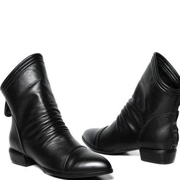 Pixie Ankle Boots