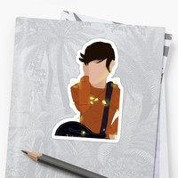 'Dallon Weekes - Sickly Sweet Holidays Art Stickers' Sticker by NearlyWeekes