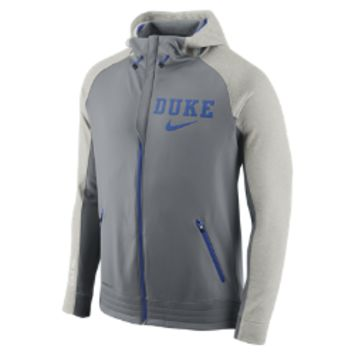 Nike Disruption Performance (Duke) Men's Basketball Hoodie Size XXL (Grey)