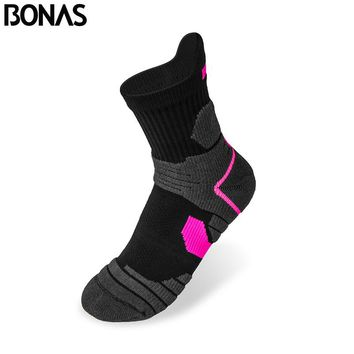9 Pair Polyester Short Socks Woman Thermal Hike Socks Girl Fashion Colorful Athletics Adult Socks
