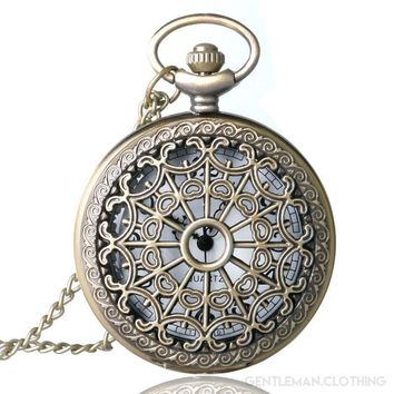 Men's Sophisticated Pocket Watch